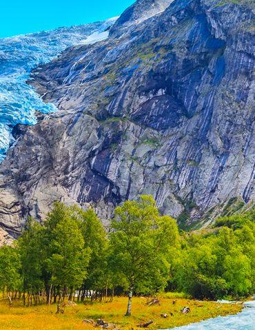 Briksdal, Noruega: uma maravilha da Natureza