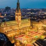 Hamburgo e Bremen - Os mercados de Natal no Norte da Alemanha