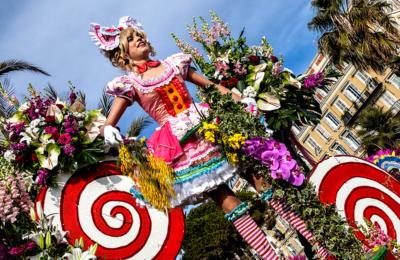 Viagem ao Carnaval de Nice | Pacotes de Viagem a Nice