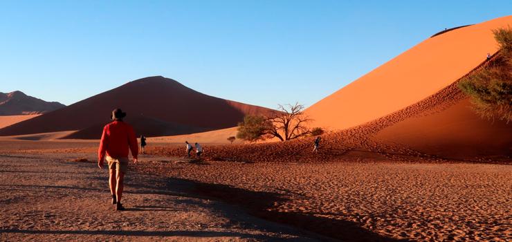 A Namíbia no Universo com Gonçalo Cadilhe | Pinto Lopes Viagens