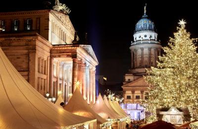 Berlim e Potsdam - Mercados de Natal | Pinto Lopes Viagens
