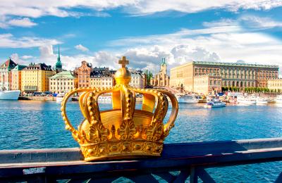 Viagem às capitais Escandinavas em Agosto com Cruzeiro no Báltico