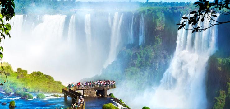 Viagem Grande Circuito Brasileiro   Pacotes de Viagem no Brasil