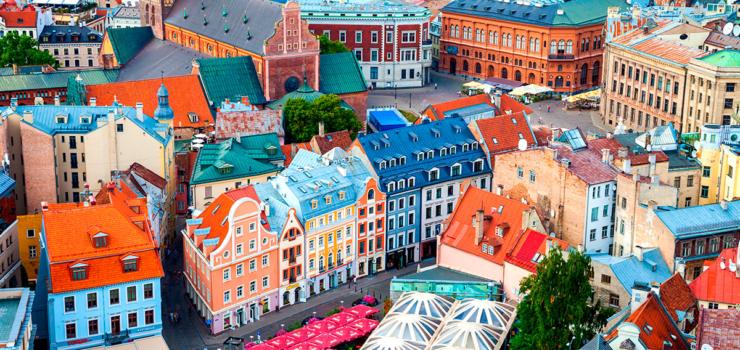 Viagem a Pérolas do Báltico   Roteiros de Viagem nos Países do Mar Báltico