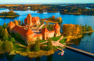 Viagem a Pérolas do Báltico | Roteiros de Viagem nos Países do Mar Báltico