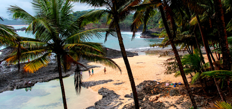 Viagem a S. Tomé e Ilhéu das Rolas   Roteiros de Viagem em S. Tomé e Ilhéu das Rolas