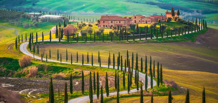 Viagem à Toscânia | Roteiros de Viagem em Itália