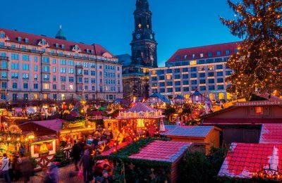 Mercados de Natal na Saxónia - Dresden e Leipzig
