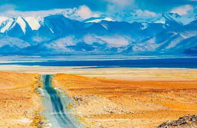 Montanhas de Pamir - Tajiquistão e Quirguistão