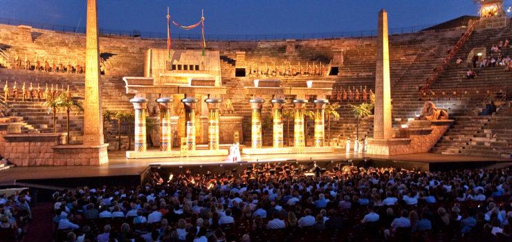 Viagem ao Festival de ópera Arena di Verona 2019 | Viagens com o Maestro Rui Massena | Pinto Lopes Viagens