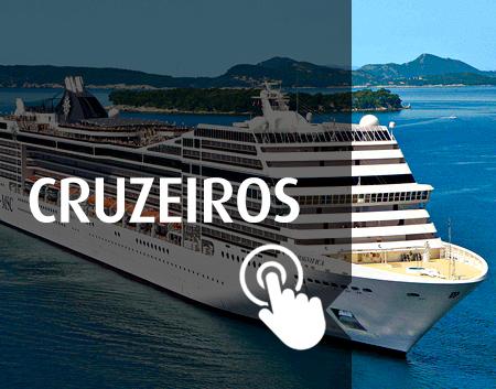 Viagens em Cruzeiro | Agência de Viagens Pinto Lopes - Lisboa e Porto, Portugal