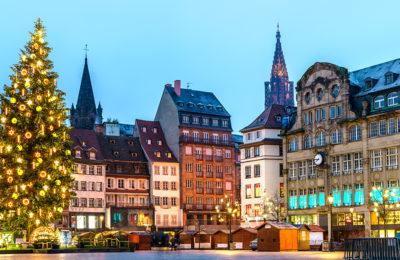 Estrasburgo - Mercado de Natal | Pinto Lopes Viagens