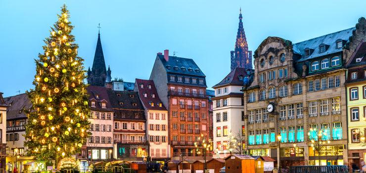 Estrasburgo - Mercado de Natal   Pinto Lopes Viagens