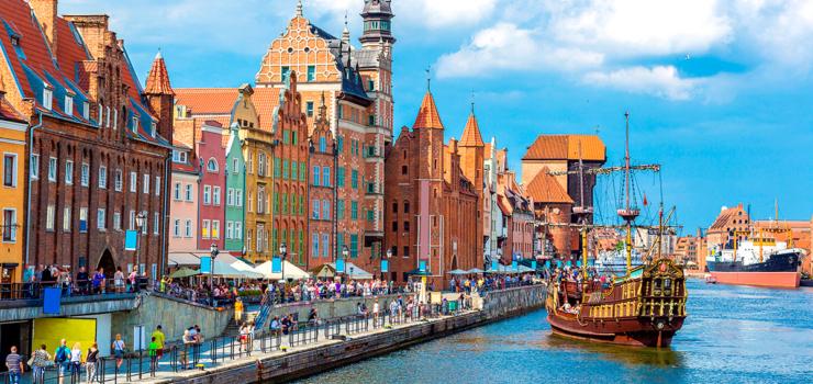 Viagem Gdansk - Polónia | Pacotes de Viagem à Polónia