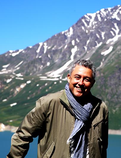 Viagens com Gonçalo Cadilhe | Viagens com Autores da Pinto Lopes Viagens