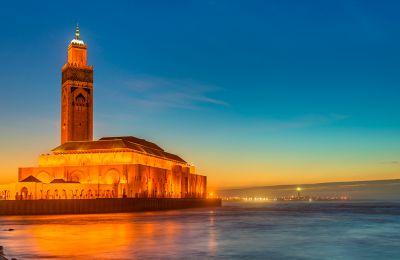 Marrocos - Cidades Imperiais e antigas possessões Portuguesas