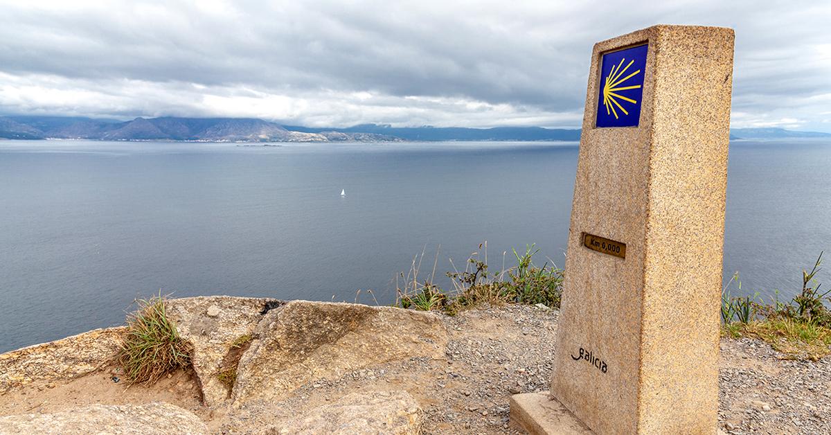 Caminho de Santiago Do Primitivo ao Finisterra