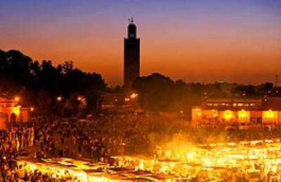 Fim de ano em Marrocos