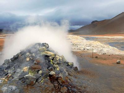 Islândia, lava