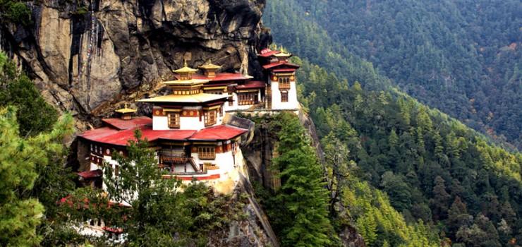 Índia (Siquim) e Butão | Pinto Lopes Viagens