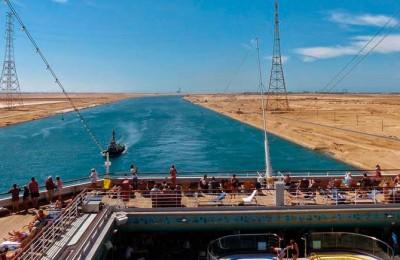 Cruzeiro com travessia do Canal do Suez | Pinto Lopes Viagens