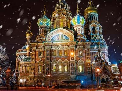 Inverno em S. Petersburgo | Pinto Lopes Viagens